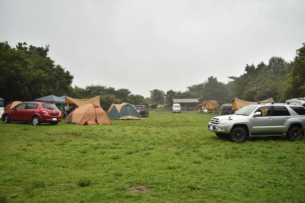 朝霧ジャンボリーフリーサイト