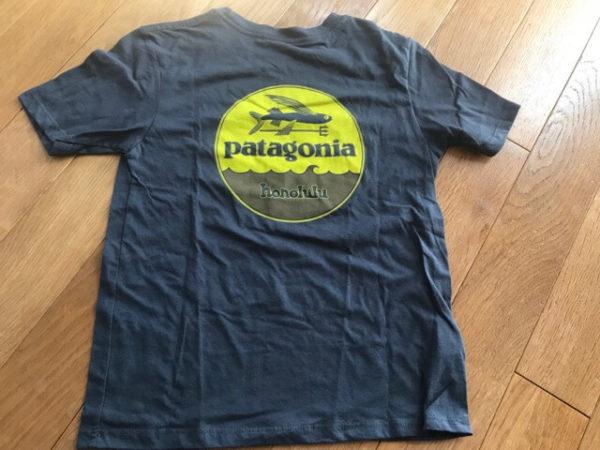 パタゴニアホノルルTシャツ