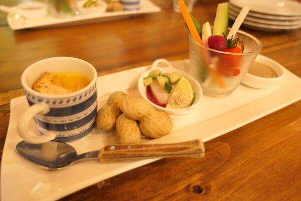 リッコランチ前菜