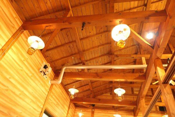 リッコ天井