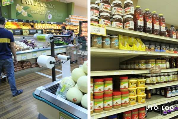ペイレススーパーマーケットオカ店商品