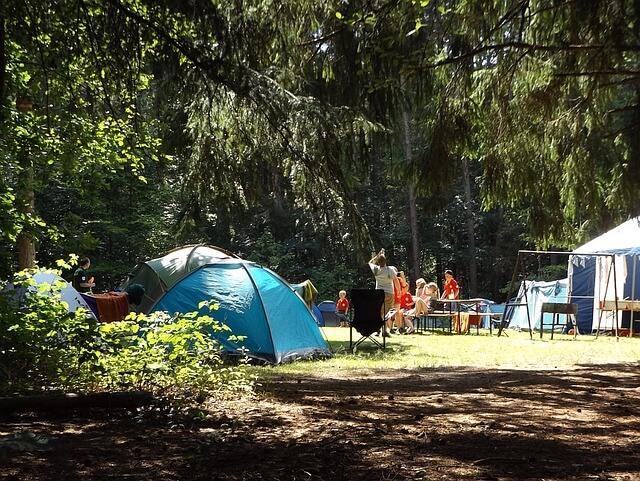 ファミリーキャンプ理想図